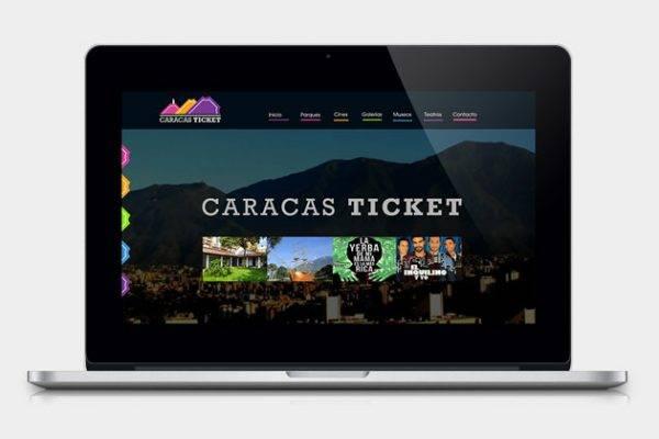 Caracas Ticket